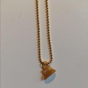Jewelry - Crackerjack Celluloid Charm Necklace— Iron